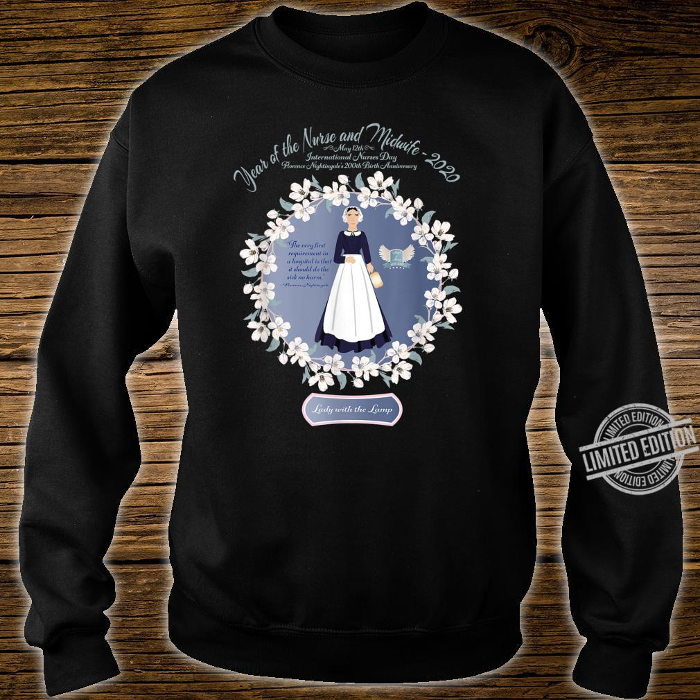 2020 Year of the Nurse and Midwife RN, LPN, Student Shirt sweater
