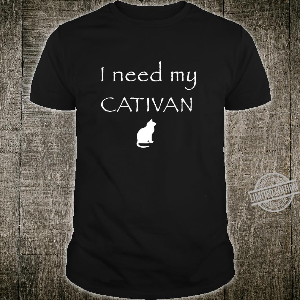 A Purrscription for Cativan Shirt